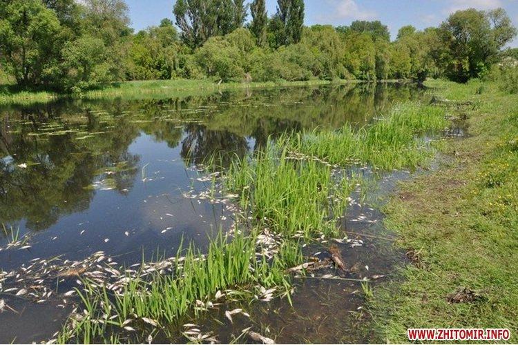 fabrina 1 - В одному з районів Житомирської області людям заборонили використовувати воду з річок