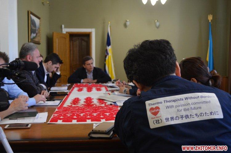 ajponiaj fond 6 - Благодійна організація «ЧеФуКо» проведе в Житомирі конкурс для школярів та повезе переможців у Японію