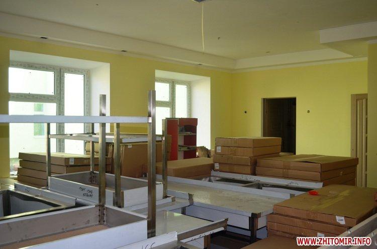 BYDivn 5 - Мер Житомира подивився, якими темпами рухається будівництво гімназії №3 та дитсадка на Крошні