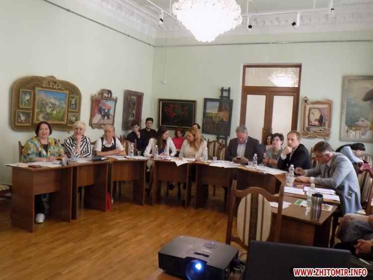 proEkt 2 - У Житомирській мерії назвали вісьмох переможців соціально-культурних проектів
