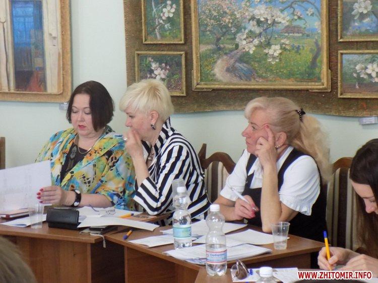 proEkt 3 - У Житомирській мерії назвали вісьмох переможців соціально-культурних проектів