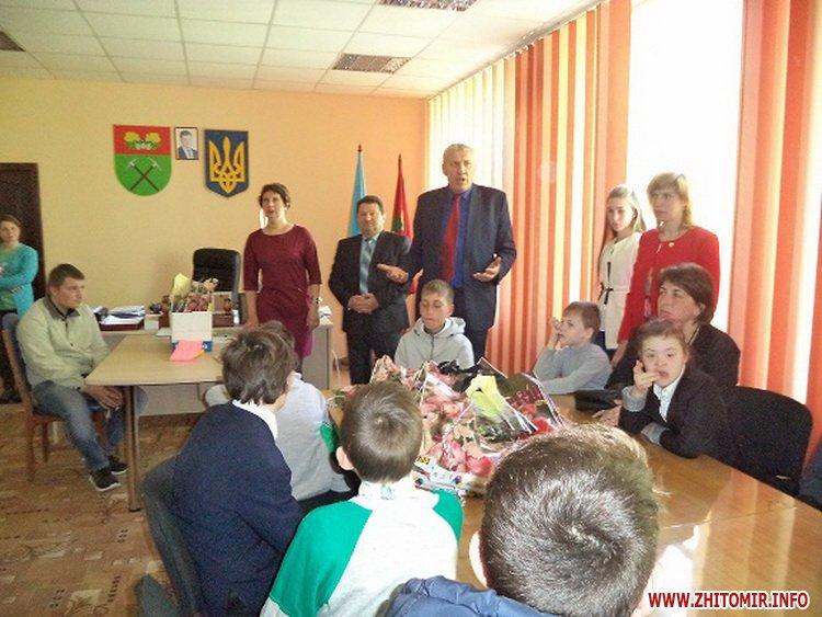 Novui razmer 9 - У Черняхівській РДА вручили нагороди дітям з функціональними обмеженнями, учасникам конкурсу «Повір у себе, і в тебе повірять інші!»