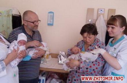 2017 06 01ma sa Da 4 1 w440 h290 - Трійнят Ільницьких з Житомира повністю забезпечили органічним дитячим харчуванням з Німеччини