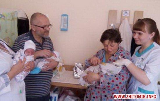 ma sa Da 4 1 - Трійнят Ільницьких з Житомира повністю забезпечили органічним дитячим харчуванням з Німеччини