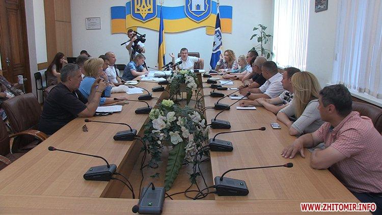 maVu 1 - Робоча група ухвалила рішення щодо скандального МАФу на Чуднівській у Житомирі