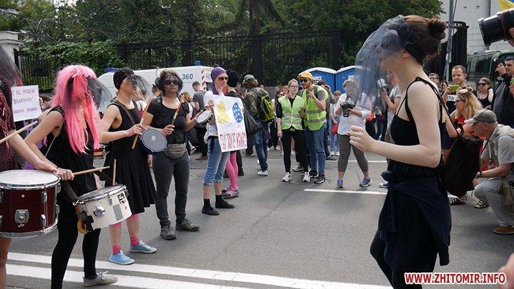 kievprajd zt 03 - Учасниця київського «Маршу рівності» розповіла, чи є Житомир гомофобним