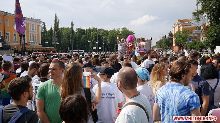 kievprajd zt 05 - Учасниця київського «Маршу рівності» розповіла, чи є Житомир гомофобним