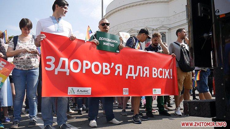 kievprajd zt 10 - Учасниця київського «Маршу рівності» розповіла, чи є Житомир гомофобним