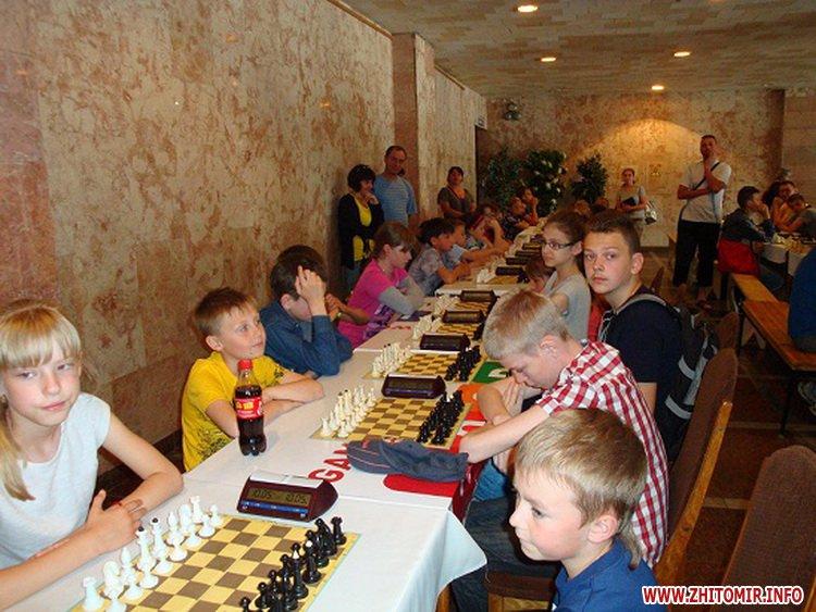 chaHy 1 - У Черняхові відбувся XV-й меморіал з шахів пам'яті Миколи Кондратюка