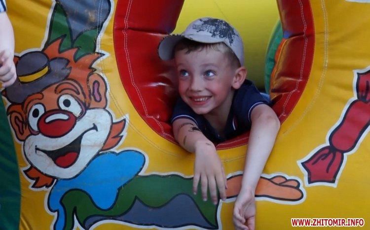 Femily Fest 09 - З розвагами та подарунками у Житомирі відбувся «Family fest»