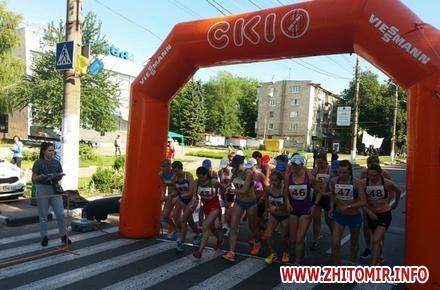 2017 06 20guNi w440 h290 - Житомирянка виграла чемпіонат України зі спортивної ходьби на 20 км