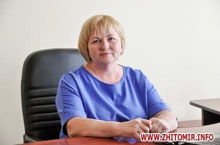 2017 06 24Shevchuk w440 h290 - Новий начальник управління освіти Житомирської ОДА попросила підлеглих підготувати свої резюме