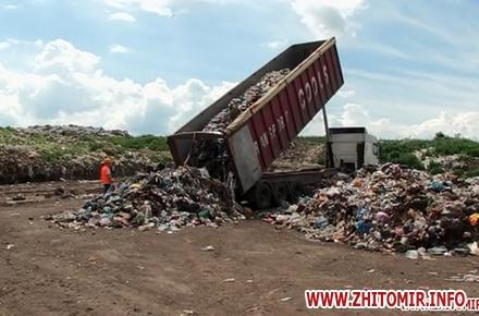 2017 06 27mysot 2707Lv 1 w440 h290 - Житомирські активісти обіцяють перекривати в'їзд на сміттєзвалище, якщо туди возитимуть львівське сміття
