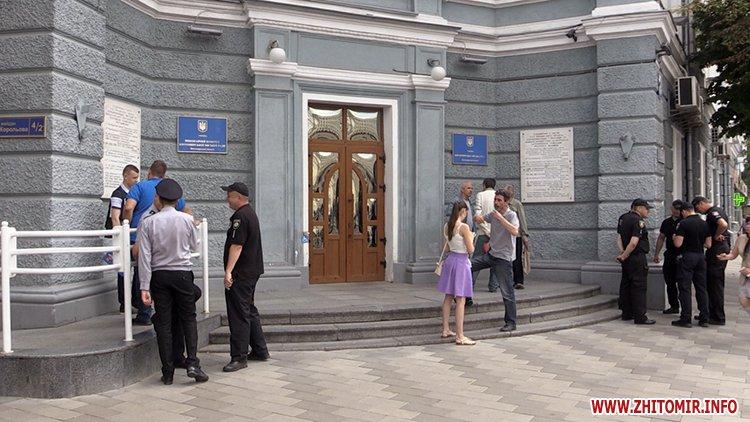 mysot 2707Lv 5 - Житомирські активісти обіцяють перекривати в'їзд на сміттєзвалище, якщо туди возитимуть львівське сміття