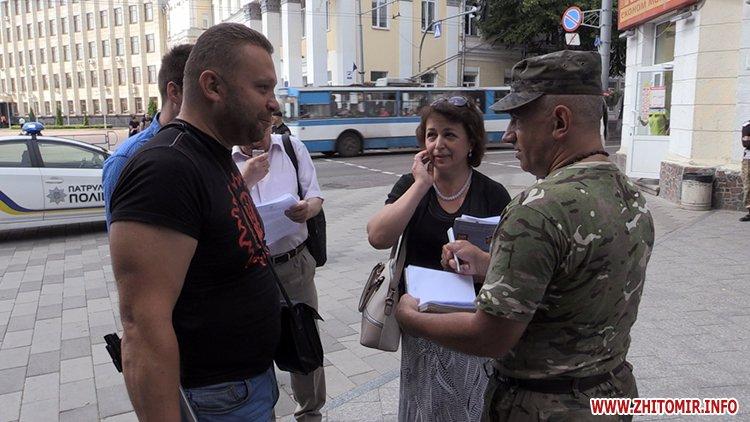 mysot 2707Lv 6 - Житомирські активісти обіцяють перекривати в'їзд на сміттєзвалище, якщо туди возитимуть львівське сміття