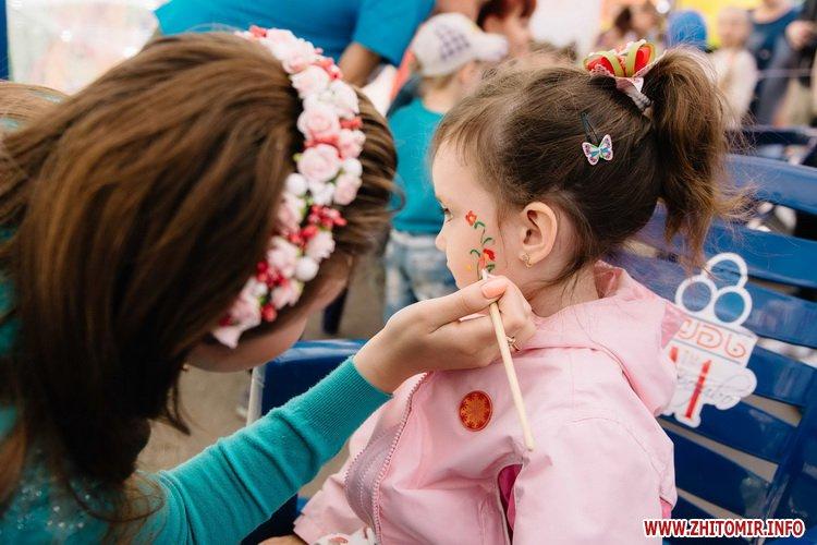 rudrud 01 - Компанія «Рудь» подарувала житомирським дітлахам улюблене Свято Морозива