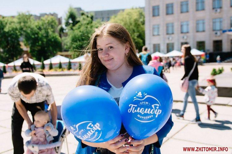 rudrud 02 - Компанія «Рудь» подарувала житомирським дітлахам улюблене Свято Морозива