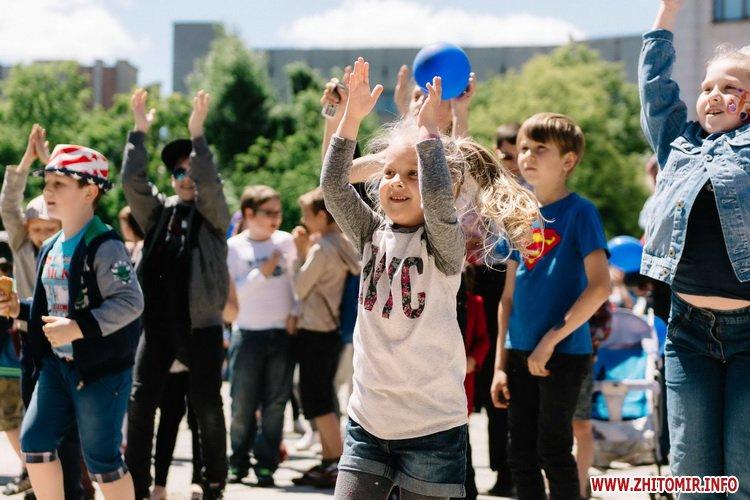 rudrud 04 - Компанія «Рудь» подарувала житомирським дітлахам улюблене Свято Морозива