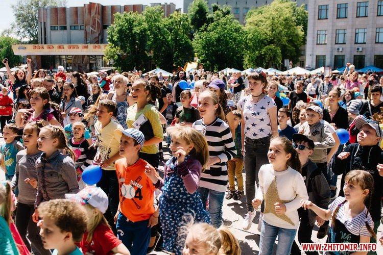 rudrud 10 - Компанія «Рудь» подарувала житомирським дітлахам улюблене Свято Морозива