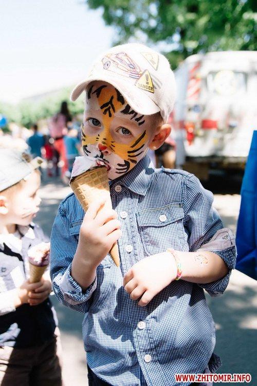 rudrud 19 - Компанія «Рудь» подарувала житомирським дітлахам улюблене Свято Морозива