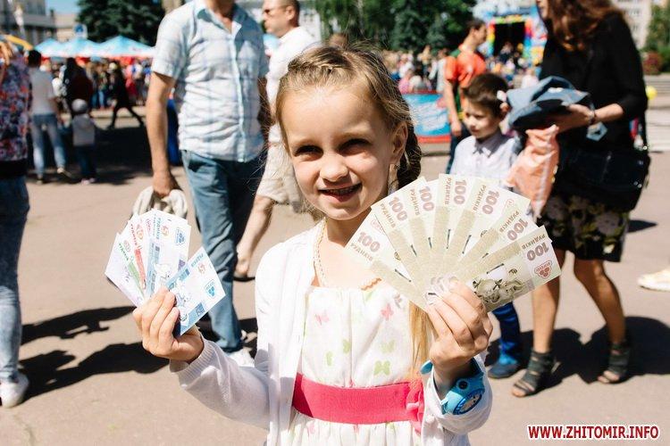 rudrud 21 - Компанія «Рудь» подарувала житомирським дітлахам улюблене Свято Морозива