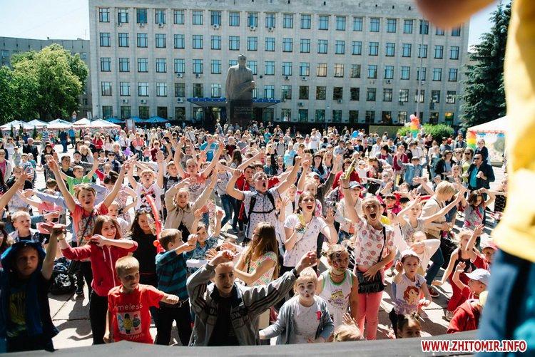 rudrud 22 - Компанія «Рудь» подарувала житомирським дітлахам улюблене Свято Морозива