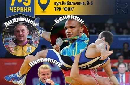 2017 06 07mdyykqs8uhw14968181700 w440 h290 - У Житомирі стартував чемпіонат України з вільної та греко-римської боротьби