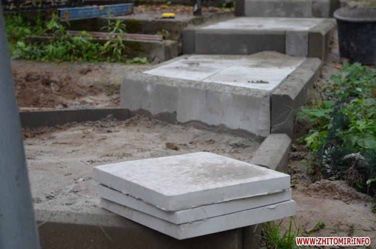 cvPol 2 - До кінця серпня в Житомирі планують завершити проект бюджету участі з упорядкування Польського цвинтаря
