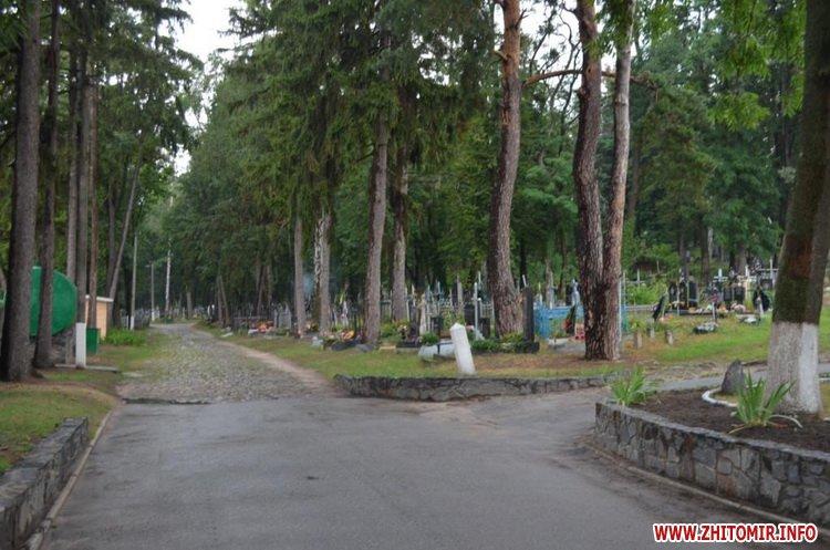 cvPol 8 - До кінця серпня в Житомирі планують завершити проект бюджету участі з упорядкування Польського цвинтаря