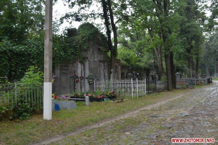 cvPol 9 - До кінця серпня в Житомирі планують завершити проект бюджету участі з упорядкування Польського цвинтаря