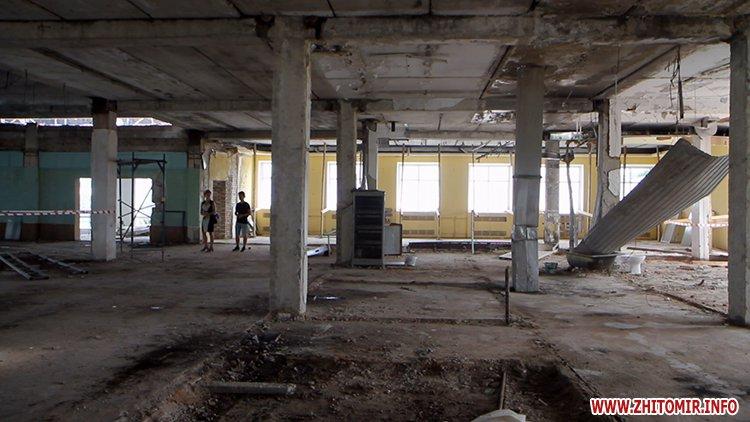 restoran smolensK 10 - Реконструкцію колишнього житомирського ресторану «Смоленськ» планують завершити до кінця 2018 року