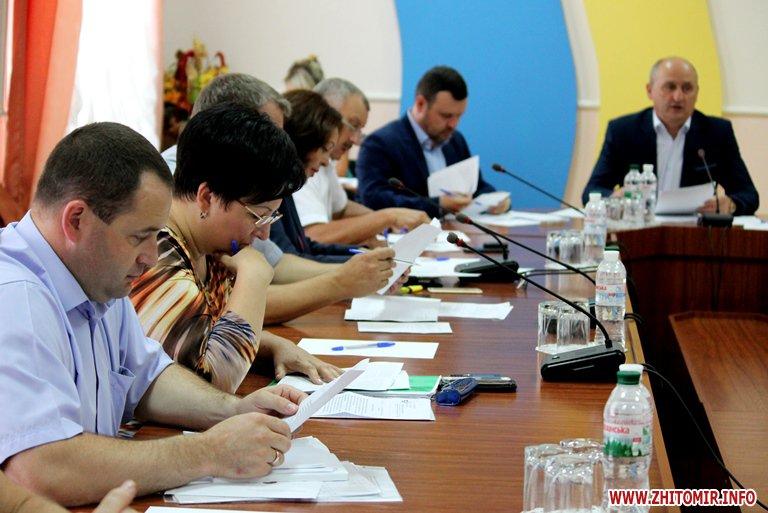 1aprezid1 - На сесії Житомирської облради хочуть скасувати рішення про виділення землі для монастиря УПЦ МП