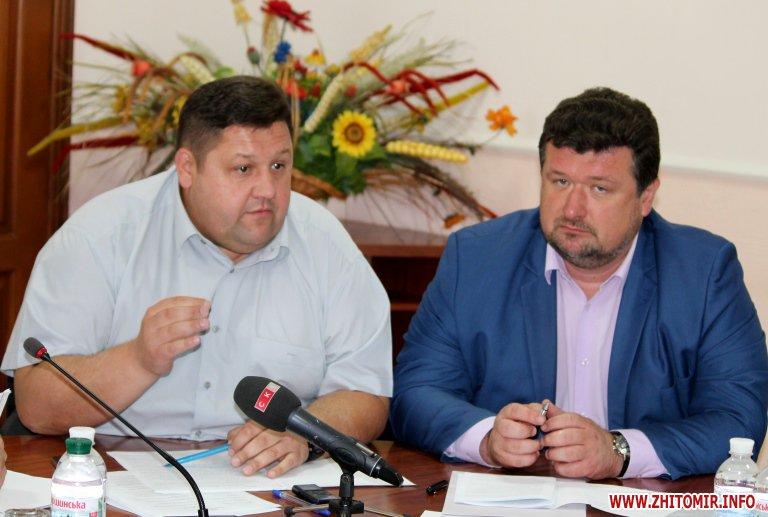 1aprezid5 - На сесії Житомирської облради хочуть скасувати рішення про виділення землі для монастиря УПЦ МП