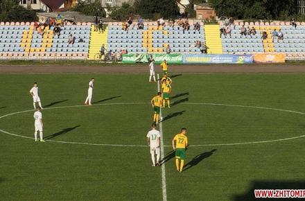2017 07 26naRezk 1 w440 h290 - Житомирське «Полісся» невдало стартувало у сезоні ІІ ліги через серйозні кадрові проблеми