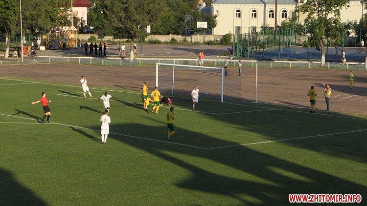 naRezk 3 - Житомирське «Полісся» невдало стартувало у сезоні ІІ ліги через серйозні кадрові проблеми