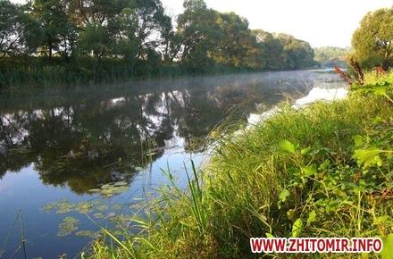 2017 07 27ubort 002 w440 h290 - Екологи обстежили річки Житомирської області та оцінили їх стан як незадовільний