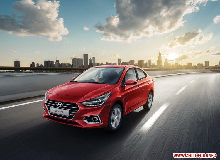 Hynday yno 3 - Драйвове літо з новим Hyundai Accent