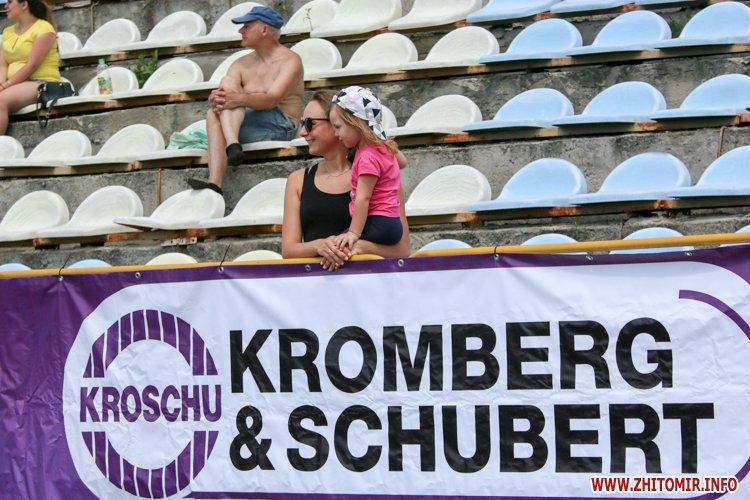 Levu kroshy 05 - «Леви-Крошу» розгромили «Хімік» в чемпіонаті Житомирського району з футболу