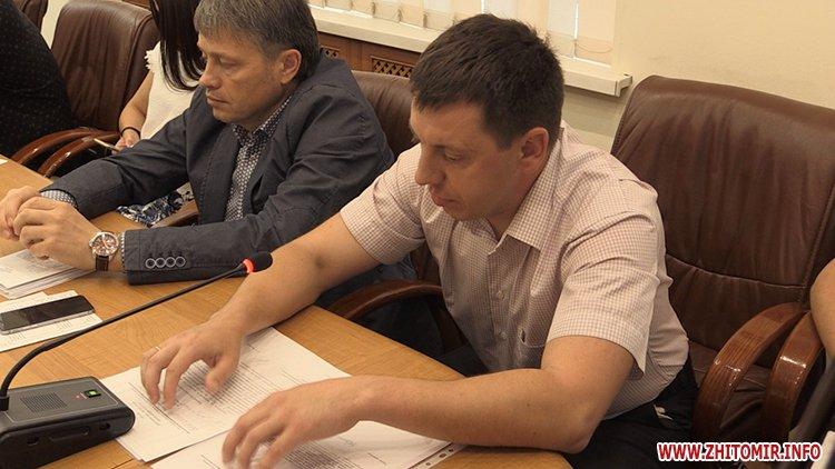 gaZaz 2 - Фіндиректор «Житомиргазу» прийшов на виконком просити коштів і нарвався на нещадну критику