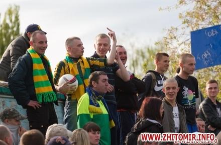 2017 08 11photo4 football w440 h290 - Вболівальників житомирського «Полісся» запрошують на відкриту зустріч з керівництвом клубу