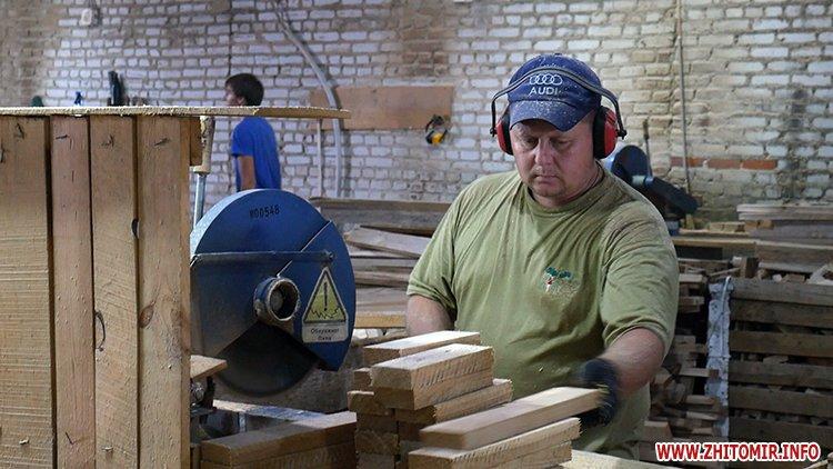 vidvan 05 - Компанія «Вівад 09» у Житомирській області виготовляє дубовий паркет, який підкорив 12 країн світу