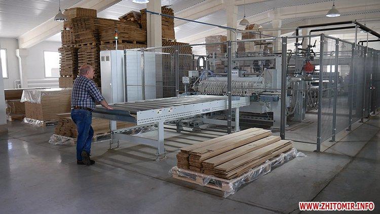 vidvan 06 - Компанія «Вівад 09» у Житомирській області виготовляє дубовий паркет, який підкорив 12 країн світу