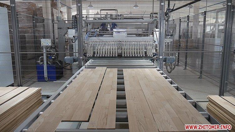 vidvan 07 - Компанія «Вівад 09» у Житомирській області виготовляє дубовий паркет, який підкорив 12 країн світу