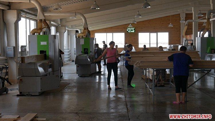 vidvan 08 - Компанія «Вівад 09» у Житомирській області виготовляє дубовий паркет, який підкорив 12 країн світу