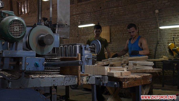 vidvan 11 - Компанія «Вівад 09» у Житомирській області виготовляє дубовий паркет, який підкорив 12 країн світу