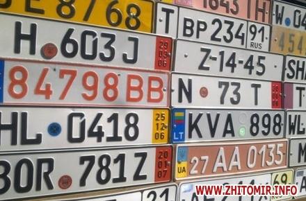 2017 08 11avto import w440 h290 - Власникам авто на транзитних та іноземних номерах у Житомирській області вже нарахували майже 0,5 млн грн штрафів