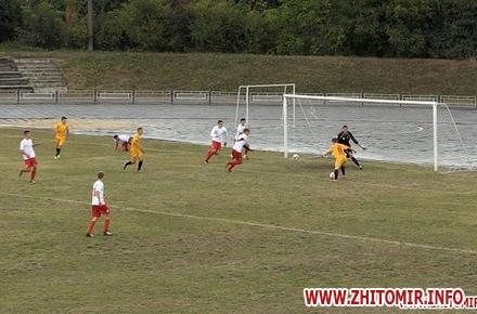 2017 08 12molodifneMfk 6 w440 h290 - ФК Полісся U19 провів перші контрольні матчі в Житомирі