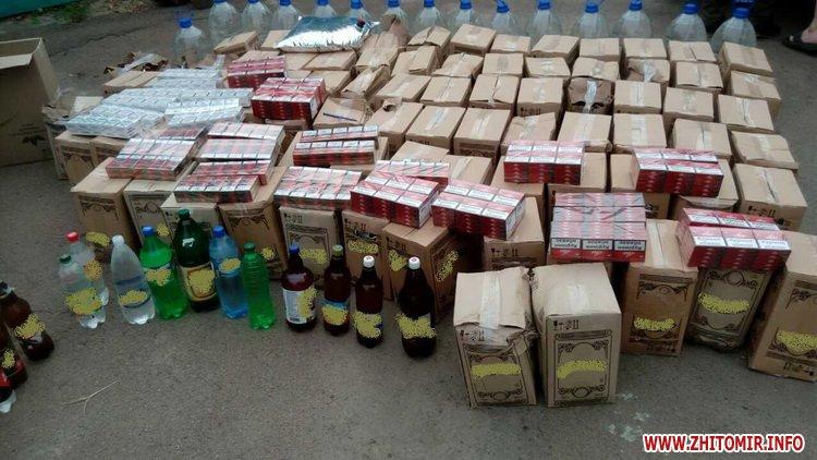 kajshfd 3 - У Житомирській області «ділки» виготовили 450 літрів спиртного, яке маскували під продукцію відомих марок