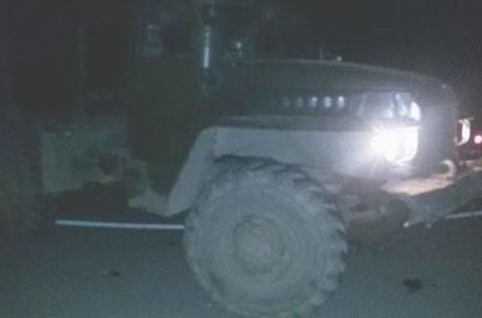 2017 08 17Rivne dtp w440 h290 - На Рівненщині Renault зіштовхнувся з вантажівкою, загинув житель Житомирської області