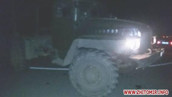 Rivne dtp - На Рівненщині Renault зіштовхнувся з вантажівкою, загинув житель Житомирської області